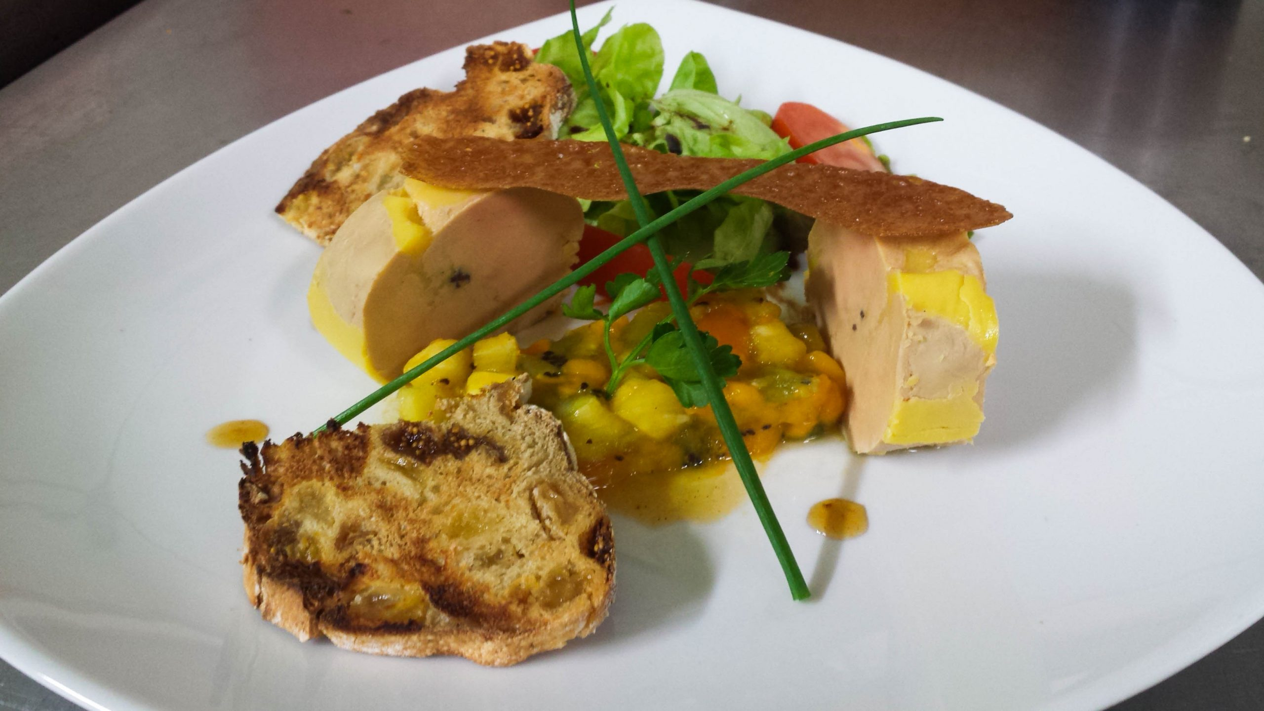 foie gras deux sèvres