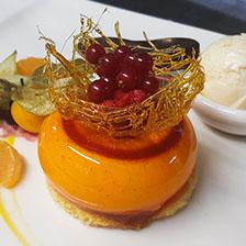 dessert restaurant Neuvy-Bouin