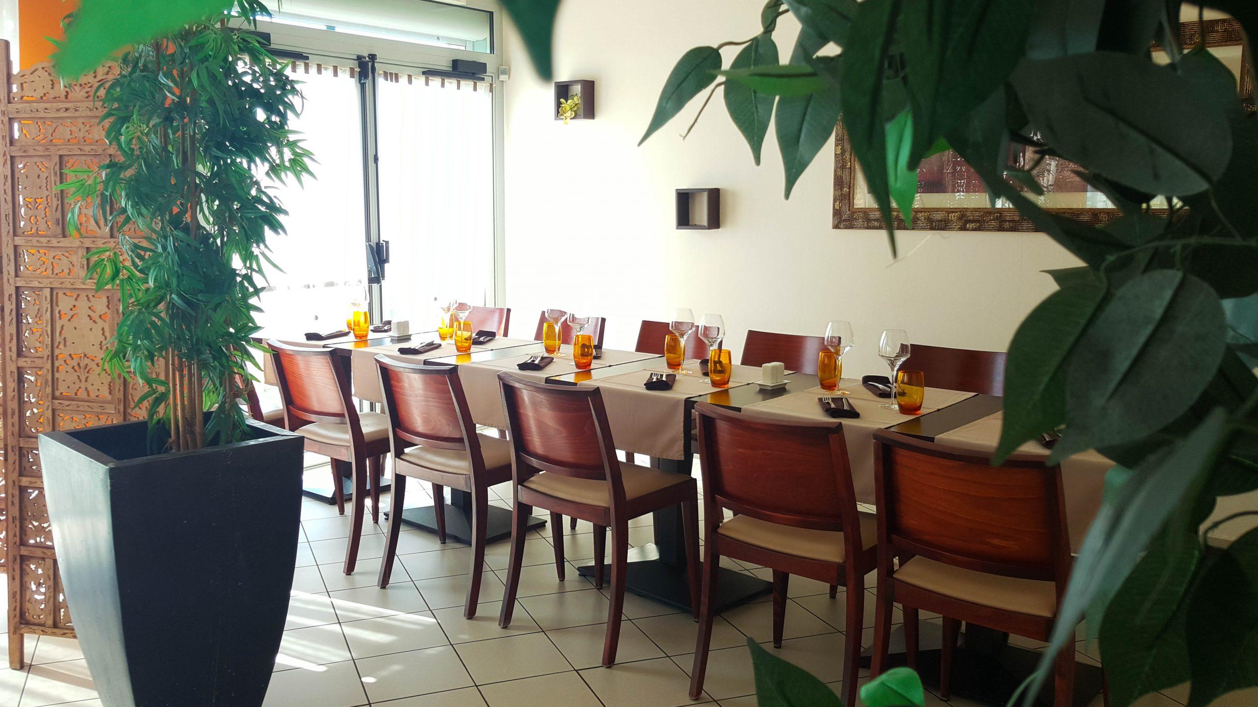 restaurant proche Niort